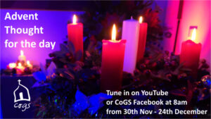 advent thoughts